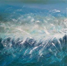 """""""Wild Water 5"""" by Mel Graham"""