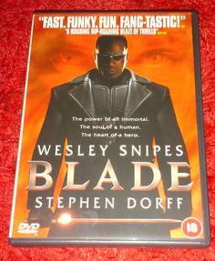 Blade (DVD, 1999)  #ebay