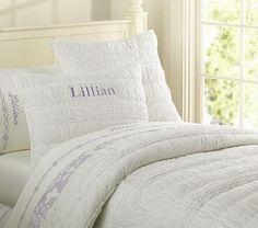 Bedding (duvet, quilt and sham)