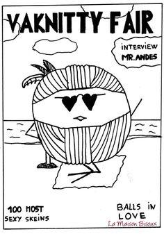 Entrevista a un ovillo