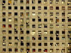 Santiago Windows by Lugar_Citadino