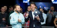 Starul tenisului, Rafael Nadal s-a impus in fata legendei fotbalului, brazilianul Ronaldo si a lui Daniel Negreanu in turneul caritabil de la Praga, cu premii totale in valoare de 100,000€.  http://www.kalipoker.ro/stiri-poker/rafa-nadal-a-castigat-primul-sau-turneu-de-poker-live.html