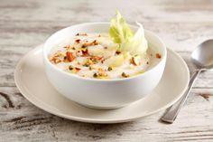 Vegan Vegetarian, Vegetarian Recipes, Mashed Potatoes, Panna Cotta, Almond, Food And Drink, Pudding, Cooking, Ethnic Recipes