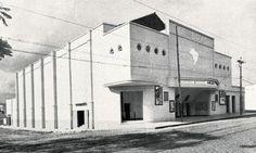 1950 - Cine Brasil na rua Theodoro Sampaio, no bairro de Pinheiros.