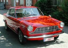 Fiat 2300 S Coupe Abarth 1964