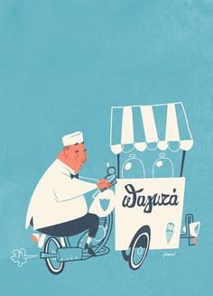 Athens, life on the streets on Behance