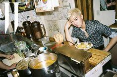 Song Mino - W Korea Magazine October Issue '15