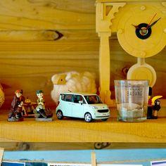 I love, I love, decorating! Do you? - @hyundai_company - 한가한 오후, 한적한 선반 위를 꾸밀 거예요 - #KIA #Motors #RAY #diecast #car #decoratingisfun #hobby #healing #decoratedroom #things #toy #display #rest #Jeju #instamood #기아자동차 #레이 #다이캐스트 #아기자기 #피규어 #키덜트 #선반꾸미기 #인테리어 #빨간머리앤 #제주도 #소통 #일상 #데일리픽 #자동차 #자동차그램 #카스타그램 #소소잼
