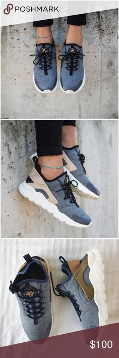 Nike Air Huarache Ultra SE Sneakers •The Nike Air Huarache Ultra SE Women's Shoe reimagines the original with a supportive textile upper for premium comfort wherever you go.  •Women's size 8.5, true to size.   •New in box (no lid)   •NO TRADES/HOLDS/PAYPAL/MERC/VINTED/NONSENSE. Nike Shoes Sneakers