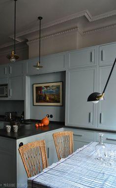 Beautiful French interiors by Marianne Evennou | PUFIK. Beautiful Interiors. Online Magazine