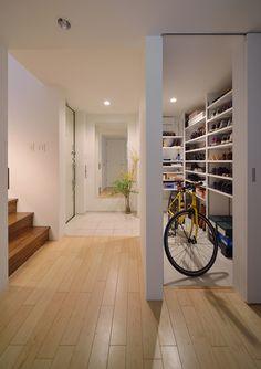CASE 290 | SCALLOP HOUSEデザイン住宅(東京都杉並区) |ローコスト・低価格住宅 | 注文住宅なら建築設計事務所 フリーダムアーキテクツデザイン