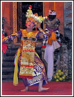 So many temple celebrations to take part in...incredible dancing for the dead