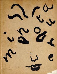 """vauxvintage: """" 'Minotaure' cover by Henri Matisse, 1936, surrealist journal…"""