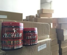 It has LANDED! @officialkaigreene 's @dynamikmuscle is now in Australia!  Get Savage Roar and Gamma Ray from Spartansuppz.com! #kai #kaigreen #dynamik #dynamikmuscle #australia #mro #Olympia #savageroar #gammaray #spartanscrew #spartansuppz #spartans  #new #supps #supplements #prep #preworkout #bodybuilder #bodybuilding #australia #gainz #gym #fitness #bcaa #pump #energy