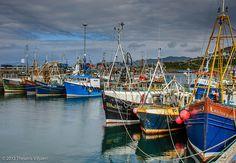 Trawlers in Mallaig - I