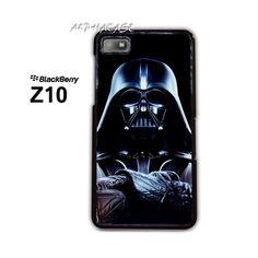 Starwars Darth Vader BB BlackBerry Z10 Z 10 Case