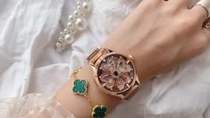 Why Pocket Watches are Trendy and Standing The Test Of Time - Just Watches Ladies Bracelet Watch, Watch Bands, Cool Watches For Women, Tommy Hilfiger Watches, Elegant Watches, Trendy Watches, Silver Pocket Watch, Gold Watch, Women Accessories