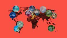 Infográfico Shutterstock's : conheça as tendências criativas para 2015