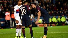 """Cavani, sobre Neymar: """"Se exageró todo, son cosas que pasan dentro del campo y se quedan ahí"""""""
