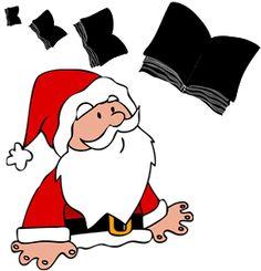 Livre de Noël pour enfants, La nuit avant Noël.