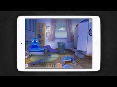 GamePlay Bye Bye Fears / Videojuego para que los chicos pierdan el miedo
