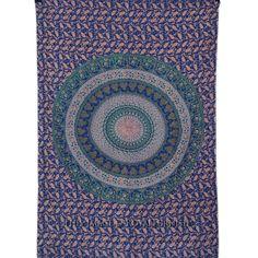 Twin Multicolor Bohemian Mandala Hippy Tapestry Beach Throw Bedspread #Traditional Bohemian Room Decor, Tapestry Beach, Bedspread, Hippy, Twins, Mandala, Traditional, Ebay, Home Decor