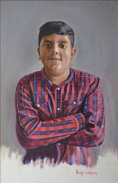 Portrait of Rithwik