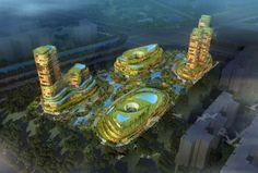 Shenzen Jungle Plaza by LAVA