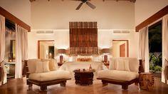 Mukul Beach, Golf & Spa in Guacalito De La Isla, Nicaragua - Hotel Deals Hotels And Resorts, Best Hotels, Spa Bedroom, Bedroom Ideas, Luxury Hotel Design, Tropical Bedrooms, Space Interiors, Villa Design, Living Spaces