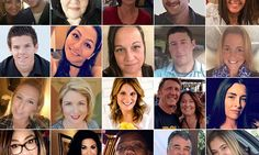 Killed in the Las Vegas massacre: First victims pictured