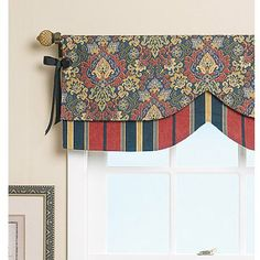 Reversible Window Valance-One Size Only Image 2 of 6