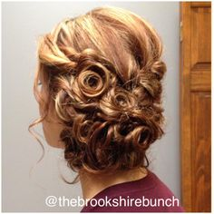 #updo #weddinghair #prom #styles