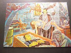 Vintage 63 Piece 1963 Jaymar Dracula & by doyourememberwhen