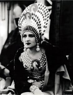 Carmel Myers (1899-1980) was an American actress who achieved her greatest success in silent film,