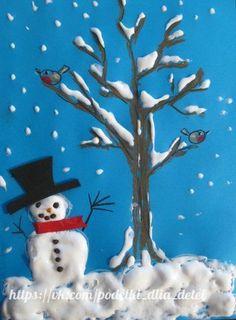 Поиск новостей по запросу снеговик поделка