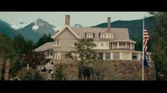 """The house in the movie """"The Proposal"""" Sitka, Alaska but really the house is in Rockport, MA."""