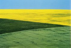Franco Fontana - learn more here http://en.wikipedia.org/wiki/Franco_Fontana
