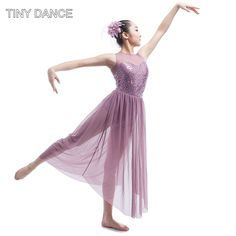 Find More Ballet Information about New Stunning Lyrical Sequin Dress for Adult Performance Costume Women's Ballet Dancing Long Mesh Contemporary Dress 16031A,High Quality sequin dresses long,China dress hats for church Suppliers, Cheap sequin clubwear from Love to dance on Aliexpress.com