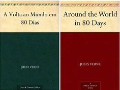 Viaje Na Poltrona – Livros: A Volta ao Mundo em 80 Dias