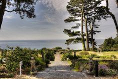 Talland Bay, between Looe and Polperro in Cornwall, South West England, UK.  Heaven on earth?