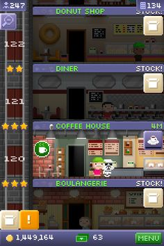Oh ! J'ai un #StormTrooper dans ma #TinyTower #Gaming #MobileGaming #StarWars