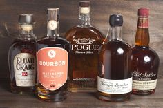 Got a taste for the brown stuff? TONY's got you covered with our list of the country's best bourbons.
