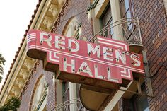 Red Men's Hall, 433 Georgia St., Vallejo, CA