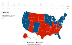 420 best US Elections Infographics images on Pinterest | Cartography ...