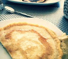 American Pancakes ohne Milch