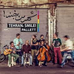 "#Tehtan_Smile,Last album of #Pallett,one of best #musicband in #Iran,I really love it and bellieve you too""If will #listen it""..."