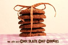 The Very Best Chocolate Chip Cookies(?)