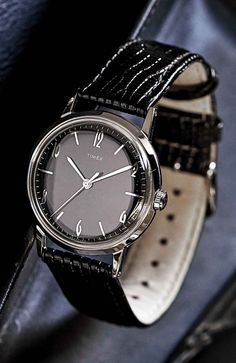 16816c18968 Timex + Todd Snyder Marlin Blackout Watch - Where to Buy the Timex x Todd  Snyder