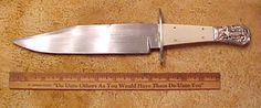 Bowie Knife Fights, Fighters & Fighting Techniques. . .