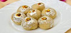 Microwave badam peda is a popular Indian Dessert
